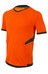 PEARL iZUMi M's Pursuit SS Shirt Screaming Orange
